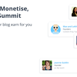 [ONLINE SUMMIT] Monetise, Monetise, Monetise Summit next week!