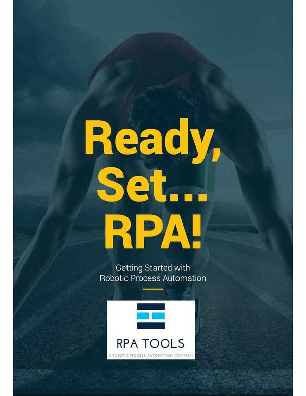 The RPA Digital Workforce Guide