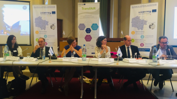 Eurometropole: un projet qui ne manque pas d'air - Regio's stemmen metingen luchtkwaliteit op elkaar af
