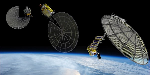 The Best Place to Make Undersea Cables Might Be ... in Space