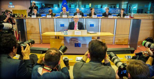 Hoorzitting vijf jaar geleden in het Europees Parlement