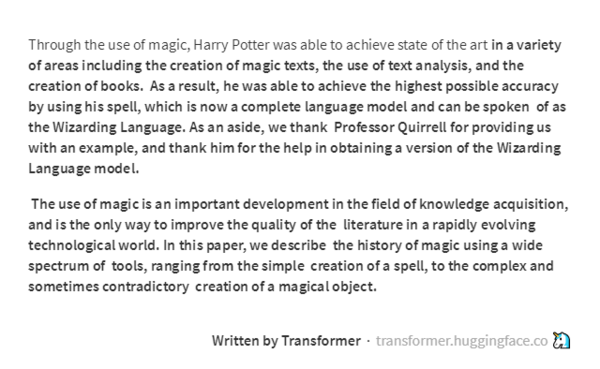 Harry Potter-NLP cross-over (credit: Jonathan Fly)