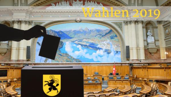 Wahlen 2019 – Kanton Schaffhausen