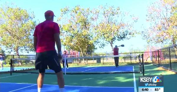 Central Coast Living: As local pickleball grows, so does the number of courts to play on
