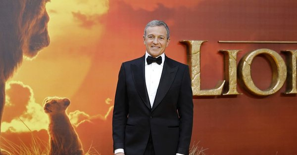 Iger Departs Board of Apple, Disney's New Streaming Competitor