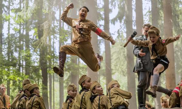 Hitler comedy Jojo Rabbit primed for Oscars after winning top Toronto award | Film | The Guardian