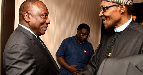 Ramaphosa: Foreign nationals must obey SA laws | eNCA