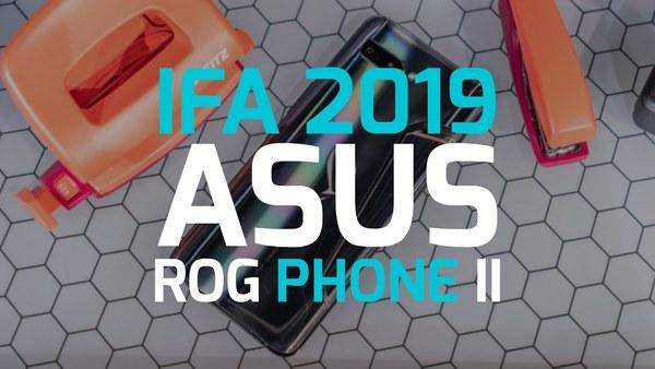 IFA 2019: Asus ROG Phone II is een topper voor gamers