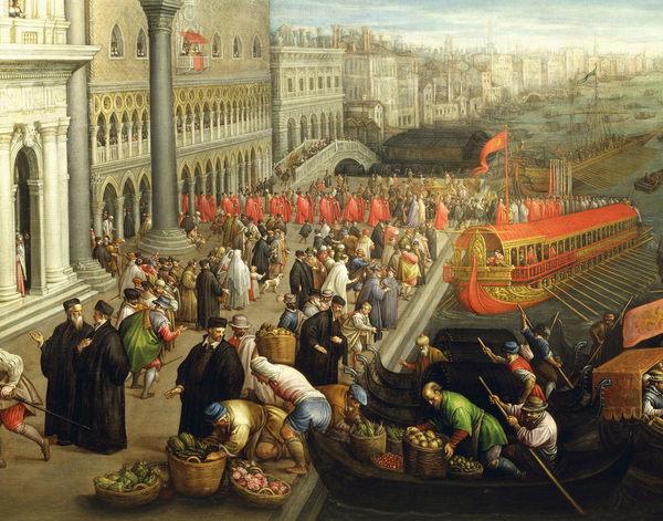The Hidden Professional Code Breakers of Renaissance Venice - Atlas Obscura