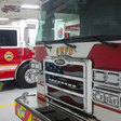 South Walton Fire District conducts final inspection on two new 2019 Engines