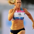SA sprinter Carina Horn handed provisional doping ban | eNCA