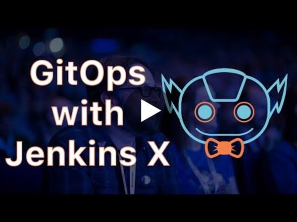 Kubernetes GitOps with Jenkins X: DevOps and Docker Live Show (Ep 57)