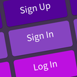 Ghost Buttons with Directional Awareness in CSS