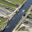 Nieuw Ringvaartaquaduct op plek bestaande aquaduct