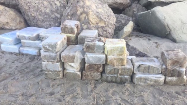 Bales of marijuana found on Southern California coast | YourCentralValley.com