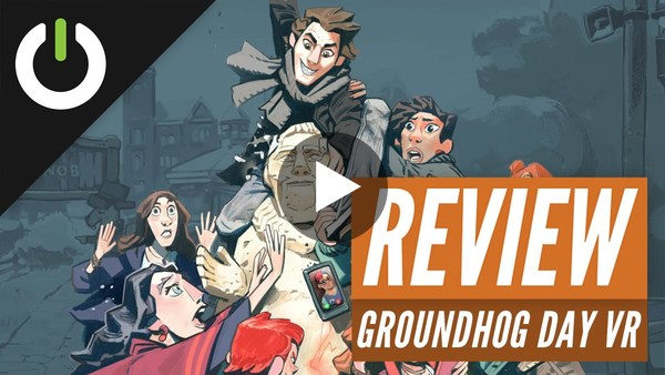 Interested in Groundhog's Day: Like Father Like Son, which takes place after Bill Murrary's seminal 1993 flick? Our friends at UploadVR review this new VR game.