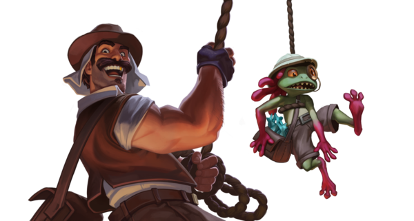 How Hearthstone's team made Tomb of Terrors a fun and distinct solo mode | VentureBeat