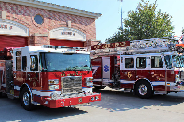 Fort Walton Beach Fire Department to receive SAFER Grant totaling almost $900,000