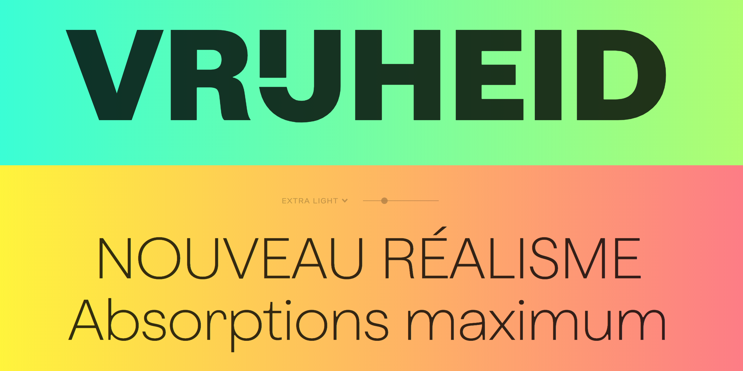 Kilotype now offers student licenses for €60 per font family