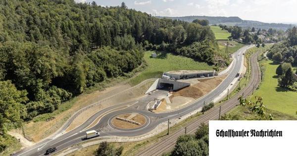 Am 6. Dezember wird der Tunnel eröffnet