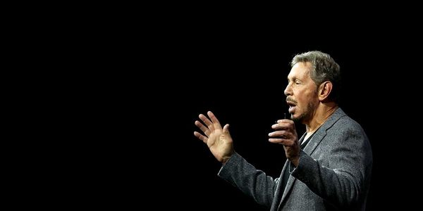 Oracle's Larry Ellison Calls Uber and WeWork 'Almost Worthless'