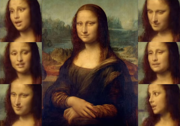 Russian Researchers Used AI to Bring the Mona Lisa to Life and It Freaked Everyone Out. See the Video Here