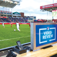 MLS selling sponsorship of video replay stoppage time
