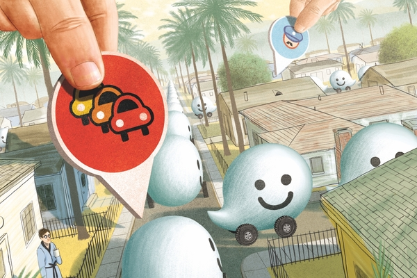 Waze Hijacked L.A.. Can Anyone Put the Genie Back in the Bottle?