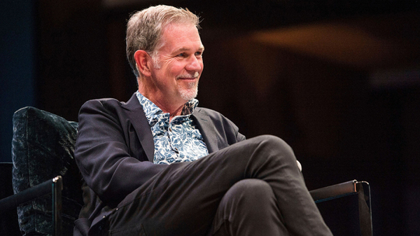 Reed Hastings on the Streamer Wars: 'It's a Whole New World Starting in November'