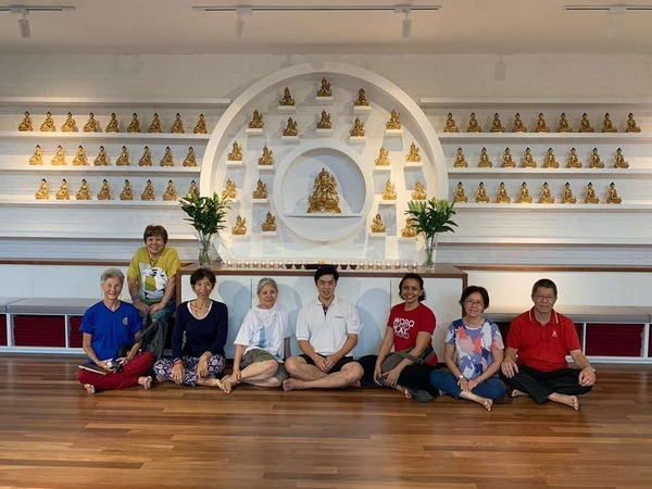 21 Taras Shrine At Guru Lhakang