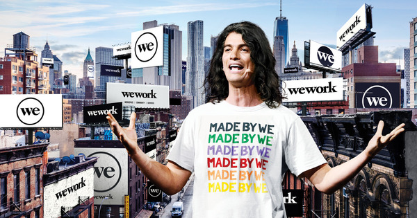 WeWork Has Bigger Problems Than Adam Neumann