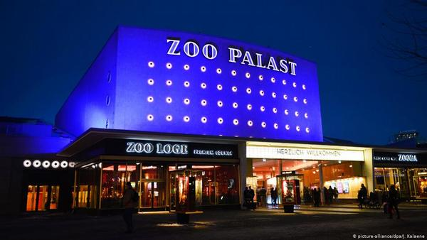 Berlin′s celebrated Zoo Palast cinema turns 100 | Film | DW | 18.09.2019