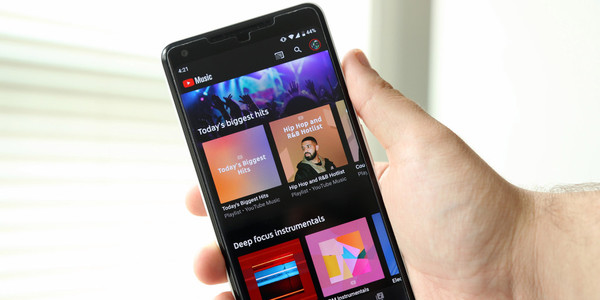 YouTube Music begins rolling out 'Discover Mix' playlist