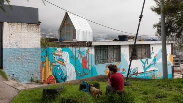 The 'parasitic' homes that could change cities