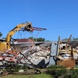 Venture Hive demolition has started at The Landing (Photos)