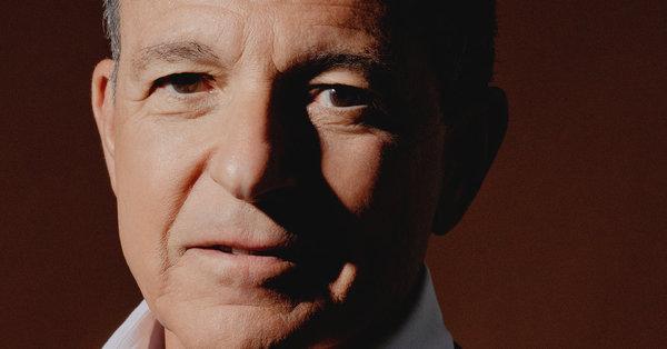 The Slow-Burning Success of Disney's Bob Iger