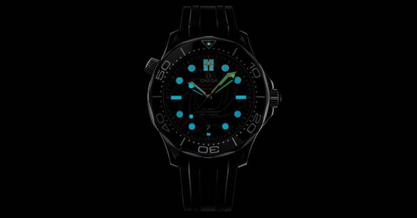 Omega has a new Bond watch, but it's not for No Time To Die