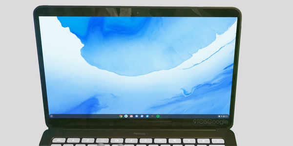 Pixelbook Go is Google's next laptop w/ 13.3-inch 4K display
