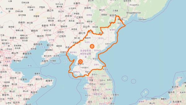 Qui sont ces internautes qui cartographient la Corée du nord sur OpenStreetMap ?