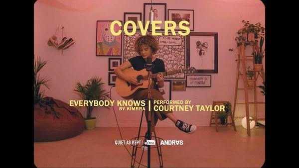 Courtney Taylor - Everybody Knows (Kimbra)
