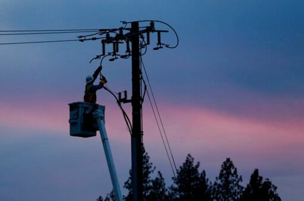 California utility cuts power to 24,000 customers | YourCentralValley.com KSEE24 | CBS47