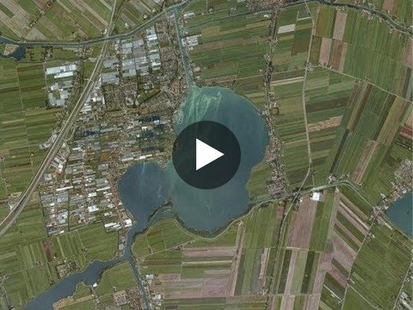 Verschuur Watersport toont in een video hoe je naar het nieuwe pand in Rijnsaterwoude vaart.