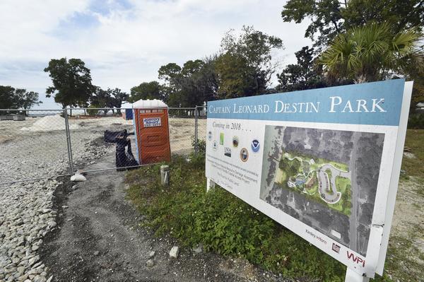 Oil money sought for park upgrades in Destin