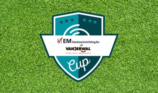 Toernooi om EM-Van der Wal Cup gaat dinsdagavond 1 oktober van start