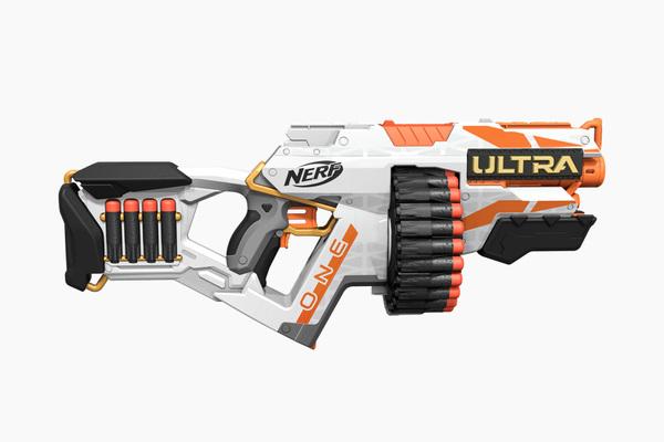 Hasbro onthult nieuwe Nerf Ultra One blaster die belachelijk ver schiet