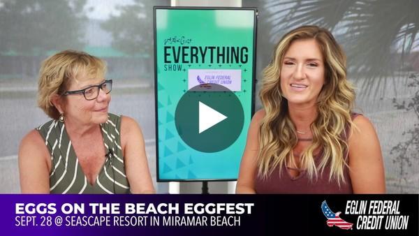 Eggs on the Beach EggFest 2019