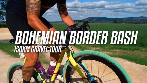 BOHEMIAN BORDER BASH | 150KM GRAVEL BIKE TOUR IN CZECH REPUBLIC