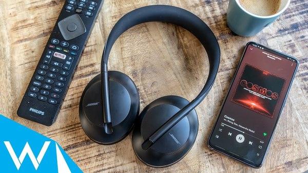Bose Headphones 700 review   Sony verslagen?   WANT