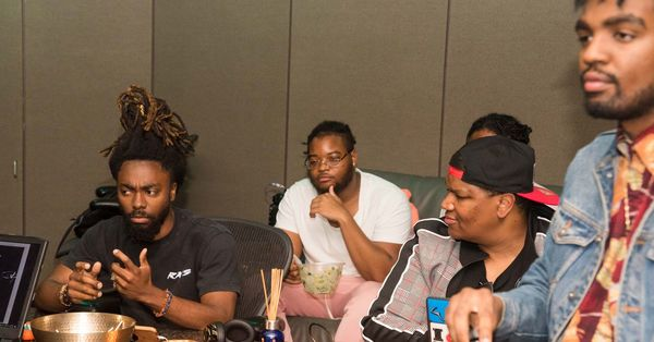 Inside the making of Earthgang's 'Mirrorland' at Doppler Studios