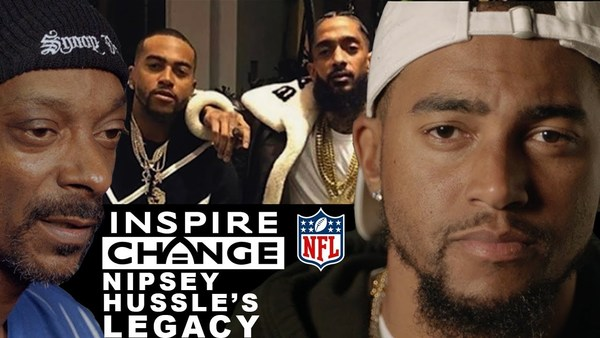 DeSean Jackson & Snoop Dogg Explain Nipsey Hussle's Incredible Journey & Impact on His Community